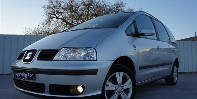Seat Alhambra 2.0 TDi Sport (140cv) (5p)