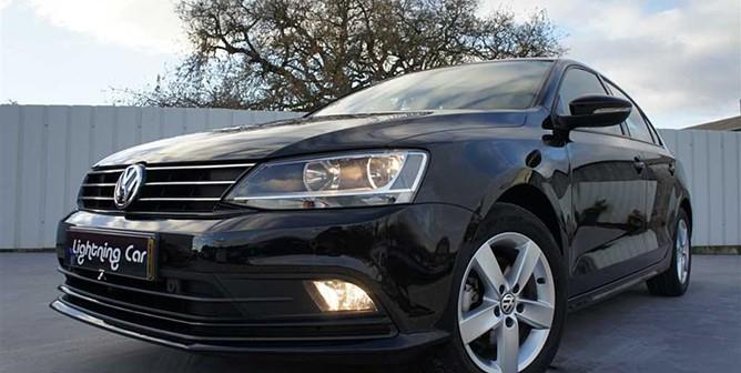 Volkswagen Jetta 2.0 TDi Confortline (110cv) (4p)