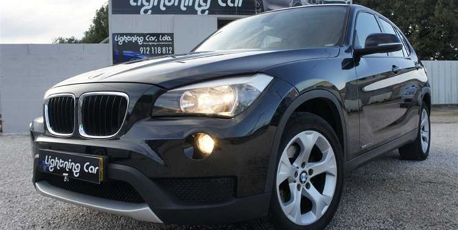 BMW X1 20 d sDrive Line Sport (184cv) (5p)