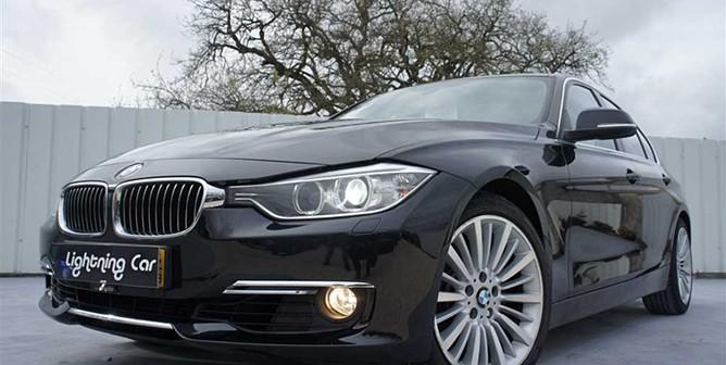 BMW Série 3 325 d Line Luxury (218cv) (4p)