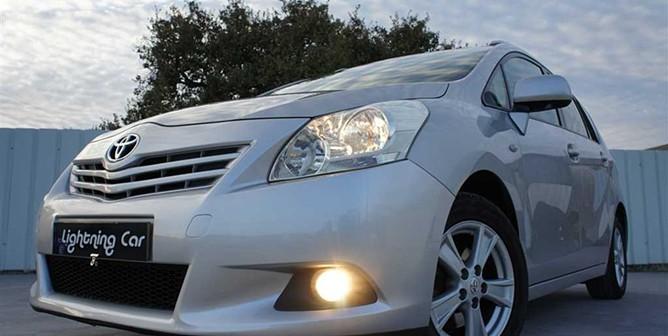 Toyota Verso 2.0 D-4D Sol (127cv) (5p)