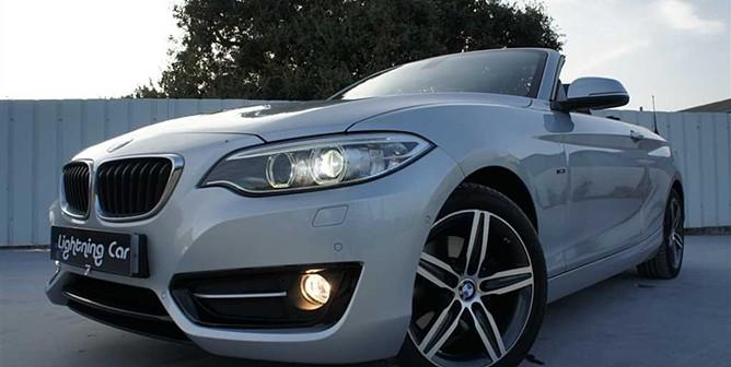 BMW Série 2 220D Sport 190cv