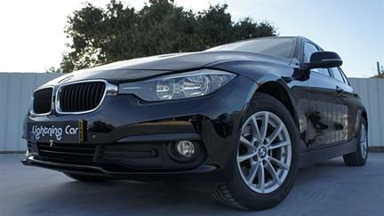 BMW Série 3 318 d (150cv) (4p)