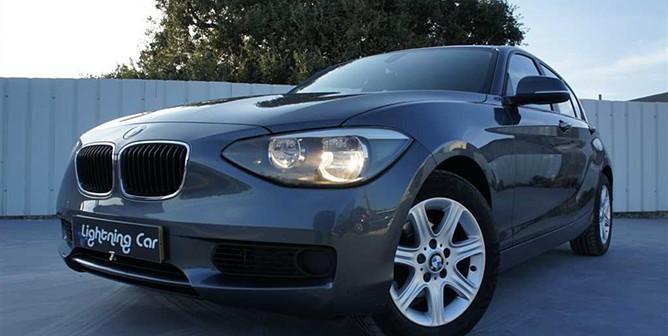 BMW Série 1 118 d 109g (143cv) (3p)