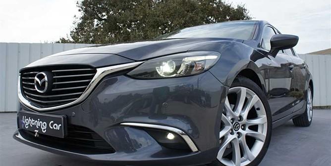 Mazda 6 2.2 SKY-D Excellence Navi (175cv) (4p)