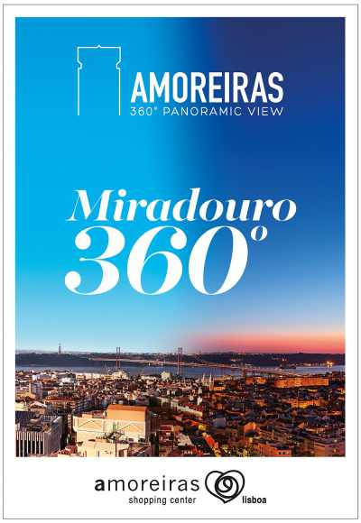 Miradouro Amoreiras - 360 Panoramic View