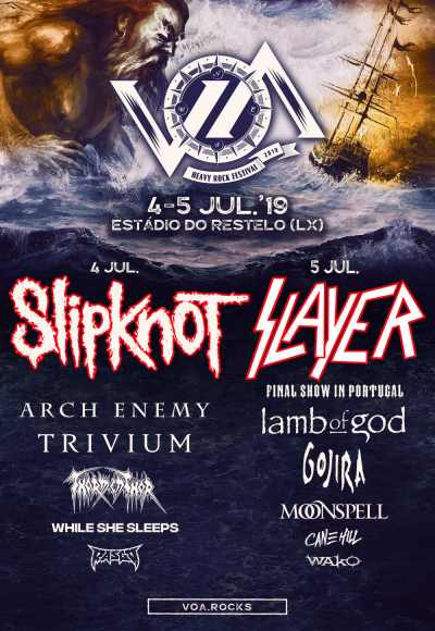 Voa 2019 - Heavy Rock Festival